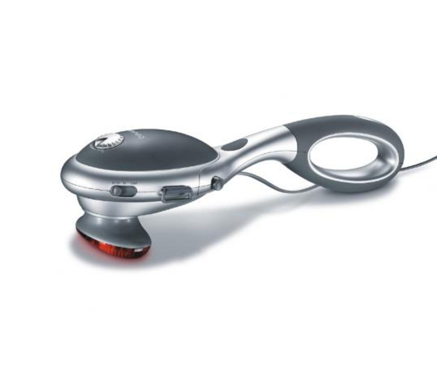 massageapparat med infrarød varme