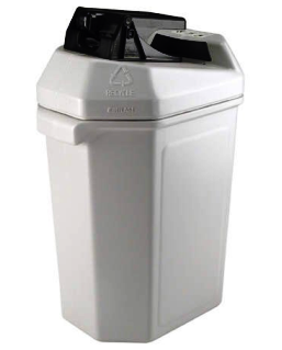 can collection bin