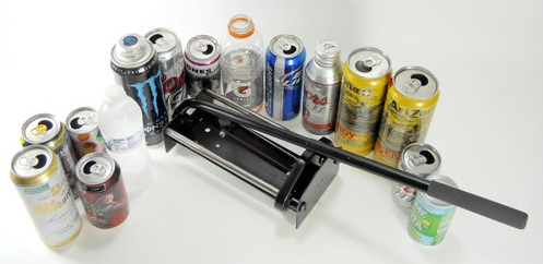 MasterCrush Aluminum Can Crusher review