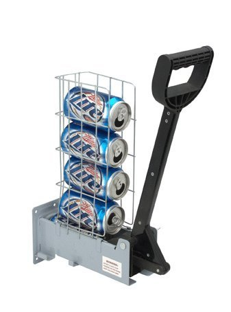 XtremepowerUS aluminum can crusher review