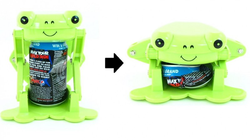 frog-can-crusher
