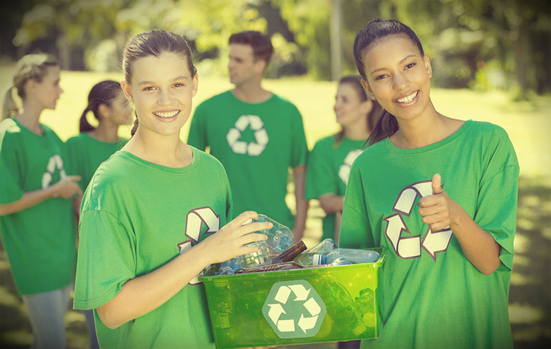 Recycling for kids, How to involve them into recycling