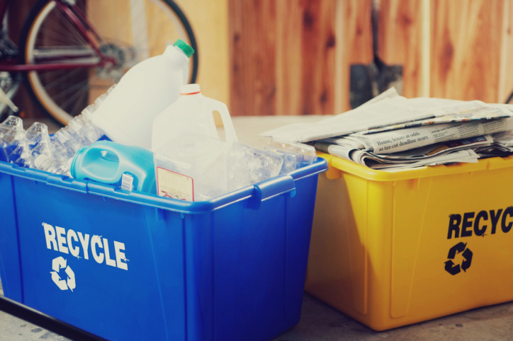 Prepare your recyclables for recycling