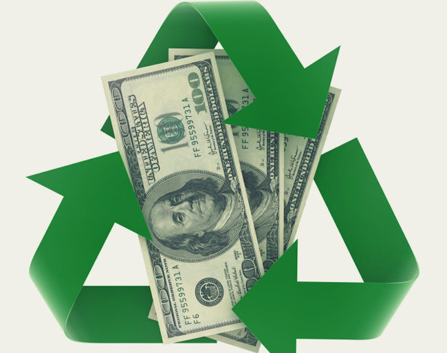 Is recycling profitable?