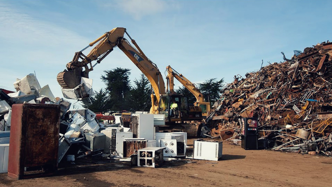 How to start your own metal recycling business