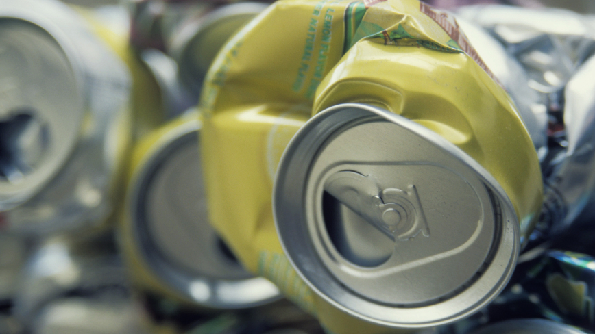 Increased recycling rates might not be the solution to reducing aluminum's carbon footprint