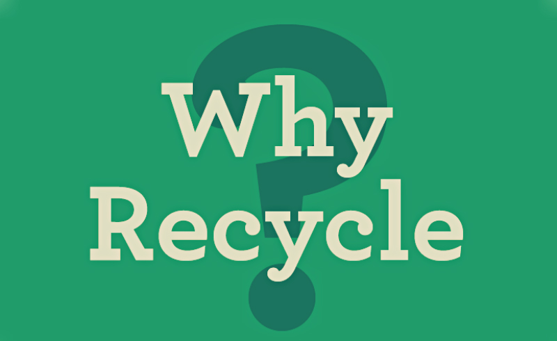 Is recycling still worthwhile